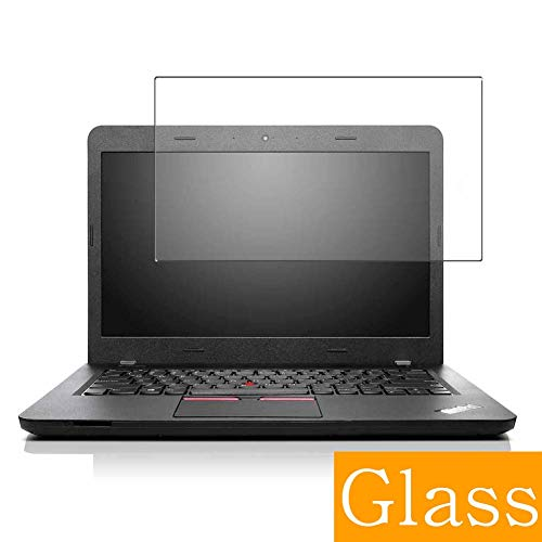 Synvy Tempered Glass Screen Protector for Lenovo Thinkpad E475 14' Visible Area Protective Screen Film Protectors 9H Anti-Scratch Bubble Free