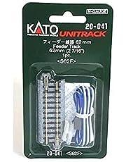 KATO Nゲージ フィーダー線路 62mm 1本入 20-041 鉄道模型用品