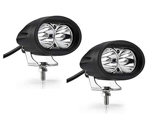 2x Arbeitsscheinwerfer 63W Offroad Scheinwerfer 21 LED Strahler IP67 12//24V Neu