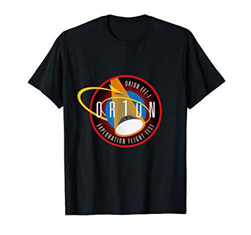 Orion Test Flight 1 - NASA Merchandise T-Shirt