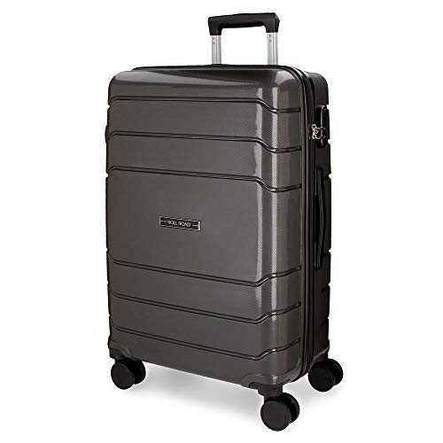 Roll Road Fast Valise 80 centimeters 103 Gris