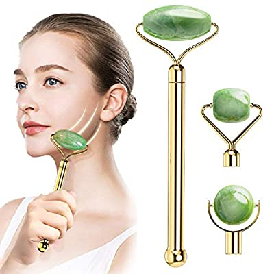Jade Roller Facial Massage