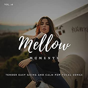 Mellow Moments - Tender Easy Going And Calm Pop Vocal Songs, Vol. 16