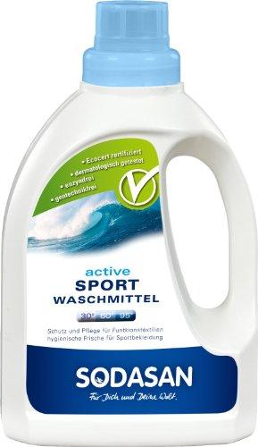 Sodasan Bio active Sportwaschmittel (1 x 0,75 l)