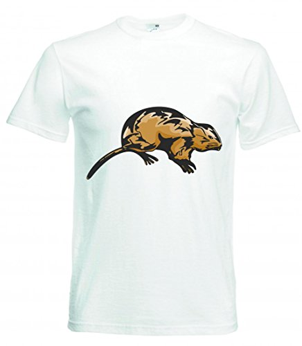 Camiseta de ratón, hámster, animales pequeños, mascotas, parásitos, queso, trampa para ratas,...