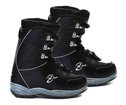 Black Dragon X-ion Snowboard Boots Kids Youth 4-5 - Euro 36 37 (Black Dragon X-ion Boots, Kids 4 (Euro 36))