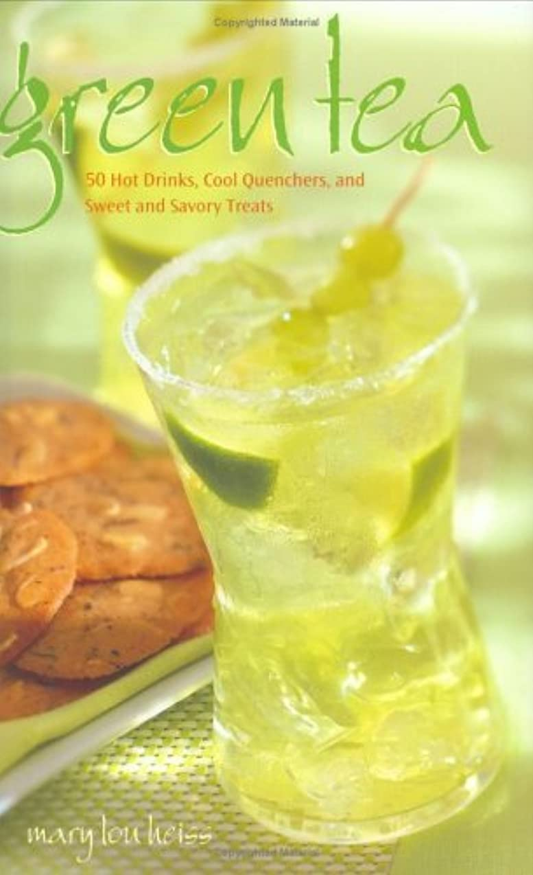 負荷変更可能声を出してGreen Tea: 50 Hot Drinks, Cool Quenchers, and Sweet and Savory Treats: 50 Hot Drinks, Cool Quenchers and Sweet and Savory Treats (50 Series) (English Edition)