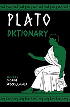Plato Dictionary by [Morris Stockhammer]