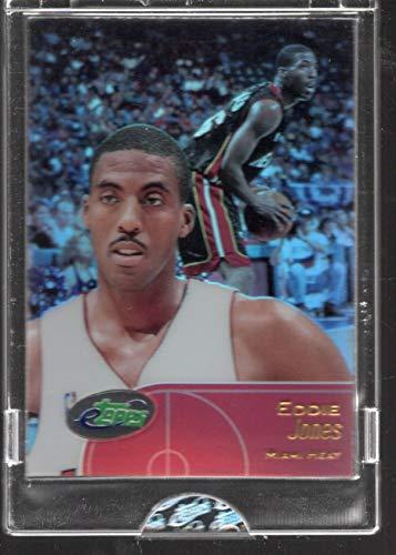2001-02 etopps Topps Eddie Jones Limited Edition Trading card #14 Miami Heat