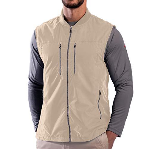 SCOTTeVEST Men's 101 Travel Vest   9 Concealed Pockets   Anti-Pickpocket