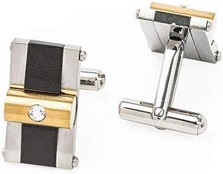 Parejo Cufflinks For Men, CLV-0103,Stainless Steel