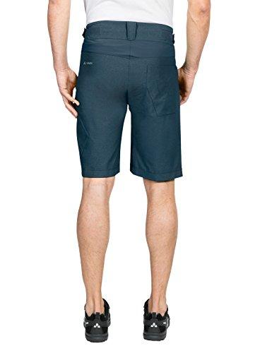 Vaude Herren Men's Tremalzo Shorts II Hose, Dark Petrol, S - 3