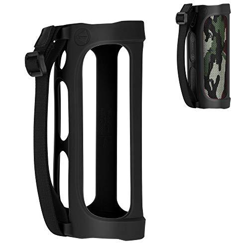 Silicone Case for JBL Flip 4 - Waterproof Portable Bluetooth Speaker,...