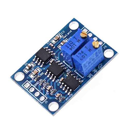 Yintiod AD620 Mikrovolt Millivolt Spannungsverstärker Signalverstärker Instrumentierung Modu