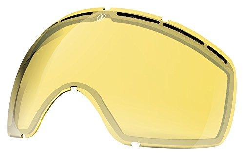 Electric EGB2S Lens Skibrille, Herren, gelb