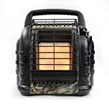 Best Mr. Heater Electric Heaters - Mr. Heater MH12B Hunting Buddy Portable Space Heater Review