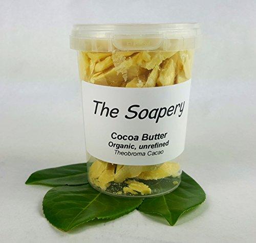 Beurre de cacao 250 g - Biologique, pur et non raffiné