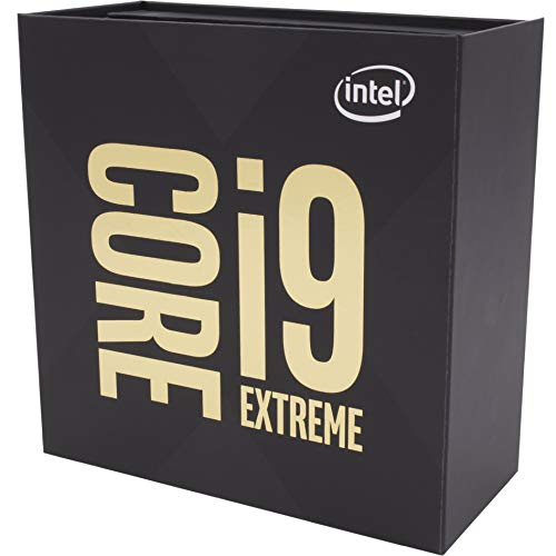 Intel Core i9-9980XE Extreme Edition Processor 18 Cores up to 4.4GHz Turbo Unlocked LGA2066...