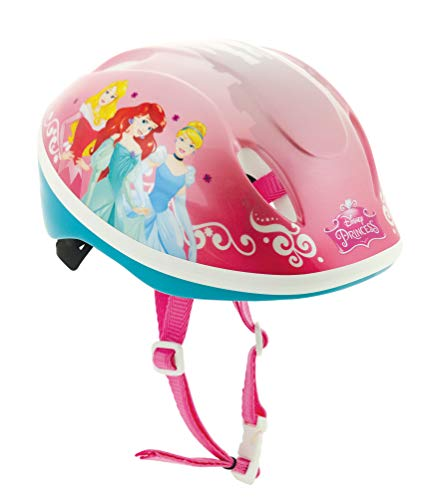 Disney Princess Safety Casque Fille, Rose, 48-54 cm