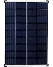 enjoysolar® Solar Módulo Poly 100 W 12 V Panel Solar Ideal para caravana, jardín häuse, Boot …