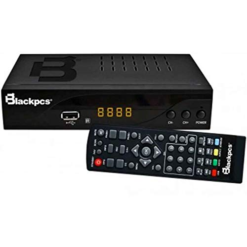 Blackpcs EO404K-BL Monitor, 1-Inch Screen, LCD, Pixels, 16:9, 0 USB, 60 Hertz