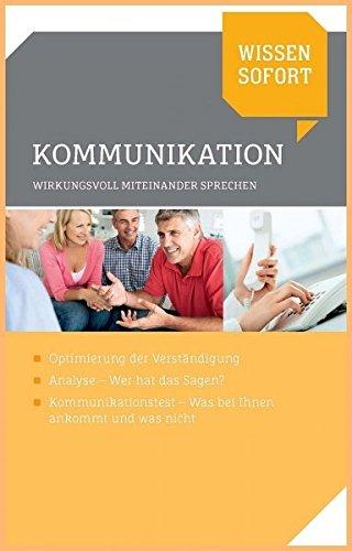 Wissen sofort: Kommunikation