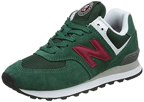 New Balance WL574V2, Zapatillas Mujer, Nightwatch Green, 38 EU
