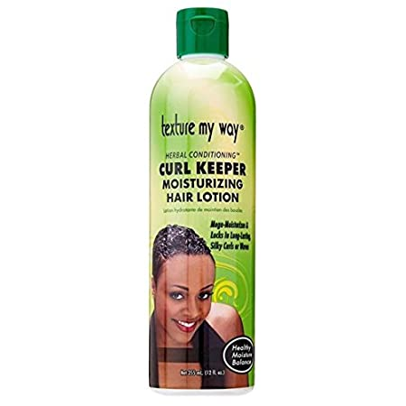 Beauty Shopping Africas Best Orig Texture My Way Curl Keeper Lotion 12 Ounce (354ml)