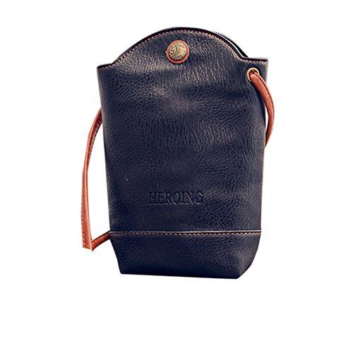 KanLin1986 Bolsos para Mujeres, bolso bandolera para mujer Cuero Bolso de mano de hombro Mini Bolsos Crossbody Bolsos pequeña barato para Señoras niñas