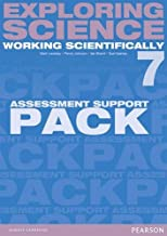 Exploring Science: Working Scientifically Assessment Support Pack Year 7 (Exploring Science 4)