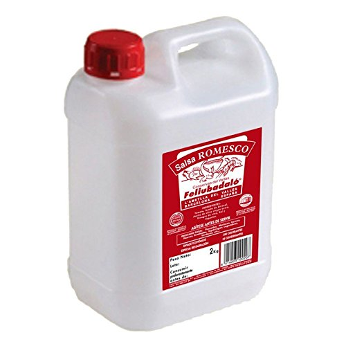 Feliubadaló - Salsa Romesco líquida - 2 litros