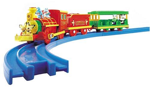 Naughty train Poke Park Pichu Bros. (japan import)