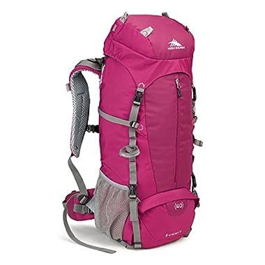 High Sierra Women's Summit 40 Internal Frame Pack, Boysenberry/Boysenberry/Ash