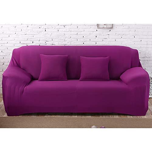 Funda de sofá con Estampado Floral Toalla de sofá Fundas de sofá para Sala de Estar Funda de sofá Funda de sofá Proteger Muebles A11 2 plazas