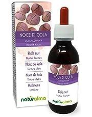 Nuez de kola (Cola acuminata) semillas Tintura Madre sin alcohol Naturalma   Extracto líquido gotas 120 ml   Complemento alimenticio   Vegano