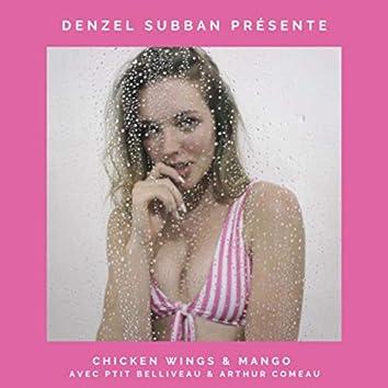 Chicken Wings & Mango