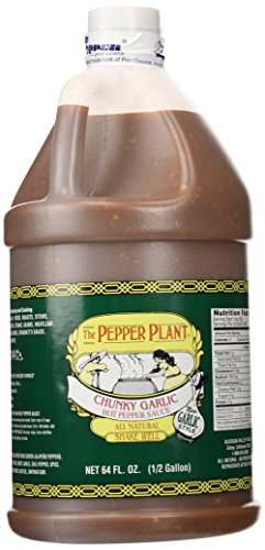 10 best pepper plant garlic hot sauce for 2021