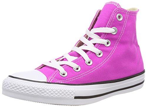 Converse Unisex CTAS HI Fitnessschuhe, Pink (Hyper Magenta 640), 37 EU
