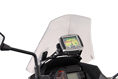 SW-MOTECH Support GPS Noir pour Kawasaki Versys 1000 (12-14)