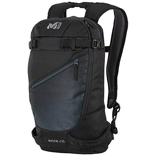 Millet - Mystic 15 - Unisex-Rucksack für Freeride-Ski - Volumen 15 L - Schwarz