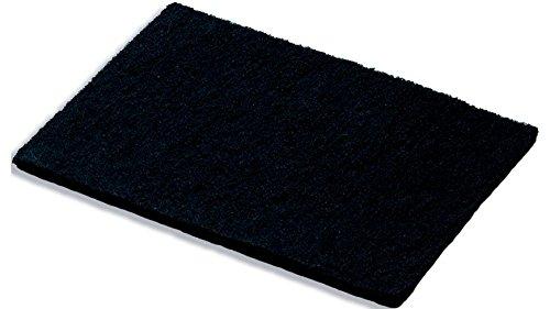 SILVERLINE AFP 701 Aktivkohlefilter-Pad (bis zu 3 x waschbar) / Dunstabzugshaubenzubehör/Filter