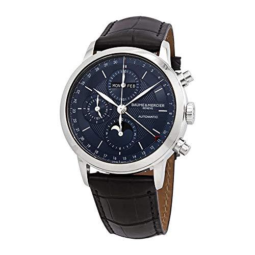 Baume & Mercier Classima Reloj con Calendario Completo