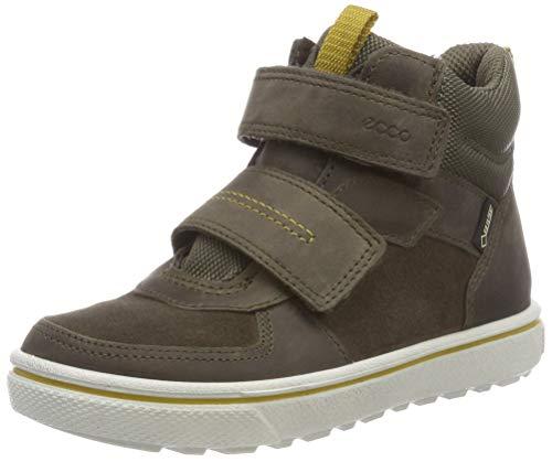 ECCO Jungen Glyder Hohe Sneaker, Grün (Tarmac 55894), 32 EU