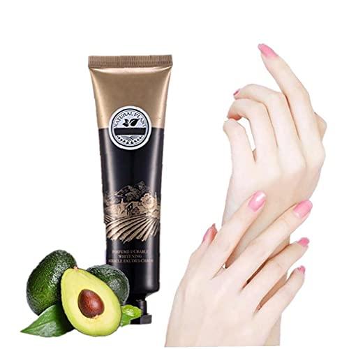 GGOOD 1PC hidratante de la Mano Crema contra el envejecimiento Crema Natural Ingredientes Manos secas Nutritivo Curación aliviar el Agrietado de la Piel (Coco) Cuidado de la Piel