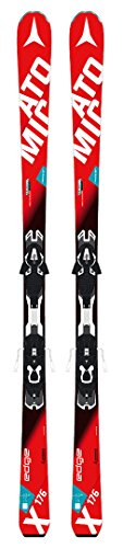 ATOMIC REDSTER Edge X Ski 2018 inkl. M XT 12 AW Black/White, 165