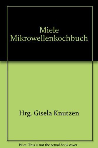 Miele Mikrowellen Kochbuch - bk744