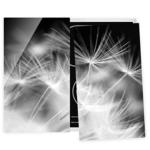 Bilderwelten Couvre Plaque de Cuisson à Induction vitrocéramique Moving Close Up on 52x60cm