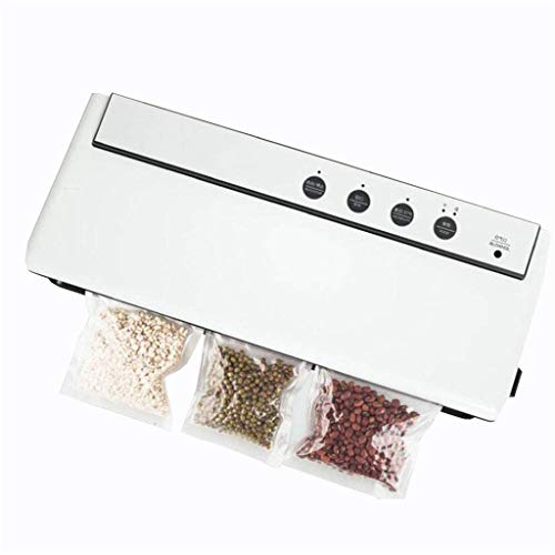 Best Deals! XMYL Vacuum Sealer, Wet and Dry Food Packaging Machine One-Button Automatic Vacuum Seali...