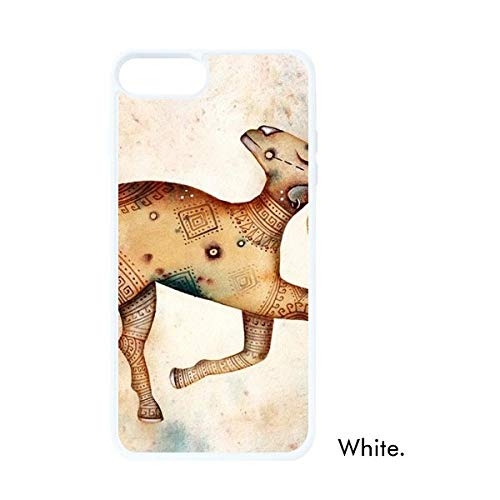 DIYthinker maart april Ram sterrenbeeld Zodiac witte Phonecase Apple Cover Case Gift