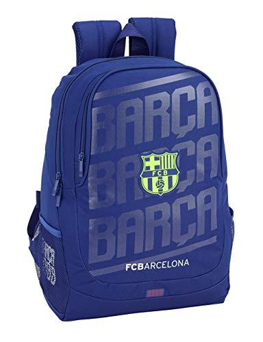 FCB FC Barcelona ST611826665 Equipaje para niños, Azul, 44 cm